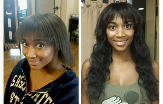 Di biase hair extensions usa before and afters di biase hair extensions by mitsi judd of spokane wa pmusecretfo Gallery