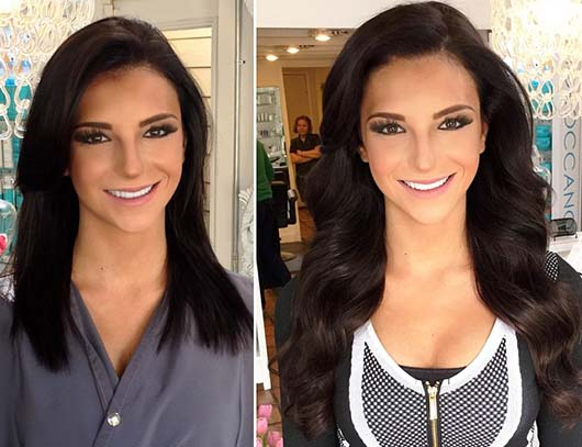 Di biase hair extensions usa before and afters di biase hair extensions usa length and volume pmusecretfo Choice Image